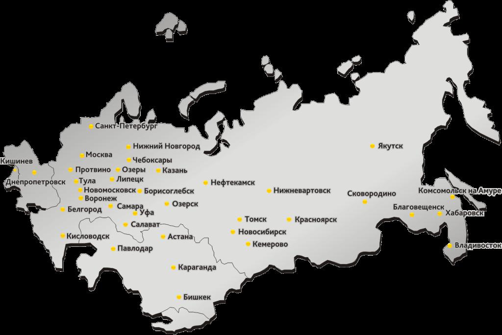 География услуг Новикова Константина
